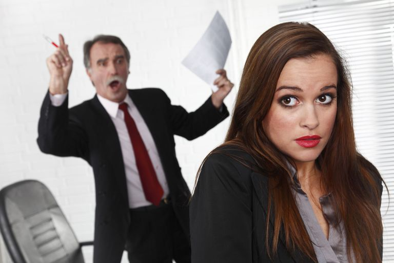 A HOSTILE WORK ENVIRONMENT – Terry Busch's Blog on Managing